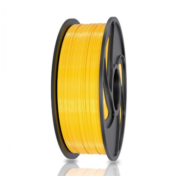 Filamento Flexible TPU AMARILLO 250gr - BIGMAKER