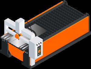 CNC personalizada BIGMAKER 2