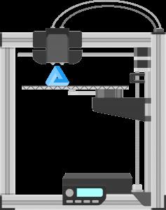 Servicio de impresión 3D online BIGMAKER 2021